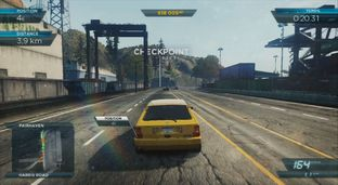Test Need for Speed : Most Wanted PlayStation 3 - Screenshot 42