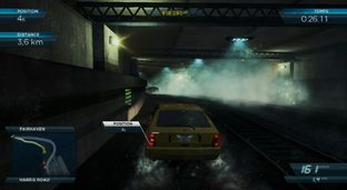 Test Need for Speed : Most Wanted PlayStation 3 - Screenshot 43