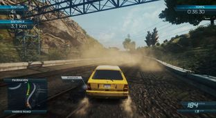 Test Need for Speed : Most Wanted PlayStation 3 - Screenshot 44