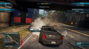 Test Need for Speed : Most Wanted PlayStation 3 - Screenshot 46