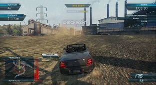 Test Need for Speed : Most Wanted PlayStation 3 - Screenshot 47