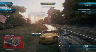 Test Need for Speed : Most Wanted PlayStation 3 - Screenshot 48