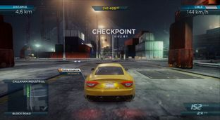 Test Need for Speed : Most Wanted PlayStation 3 - Screenshot 49