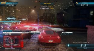 Test Need for Speed : Most Wanted PlayStation 3 - Screenshot 50