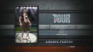 Test NFL Tour PlayStation 3 - Screenshot 23