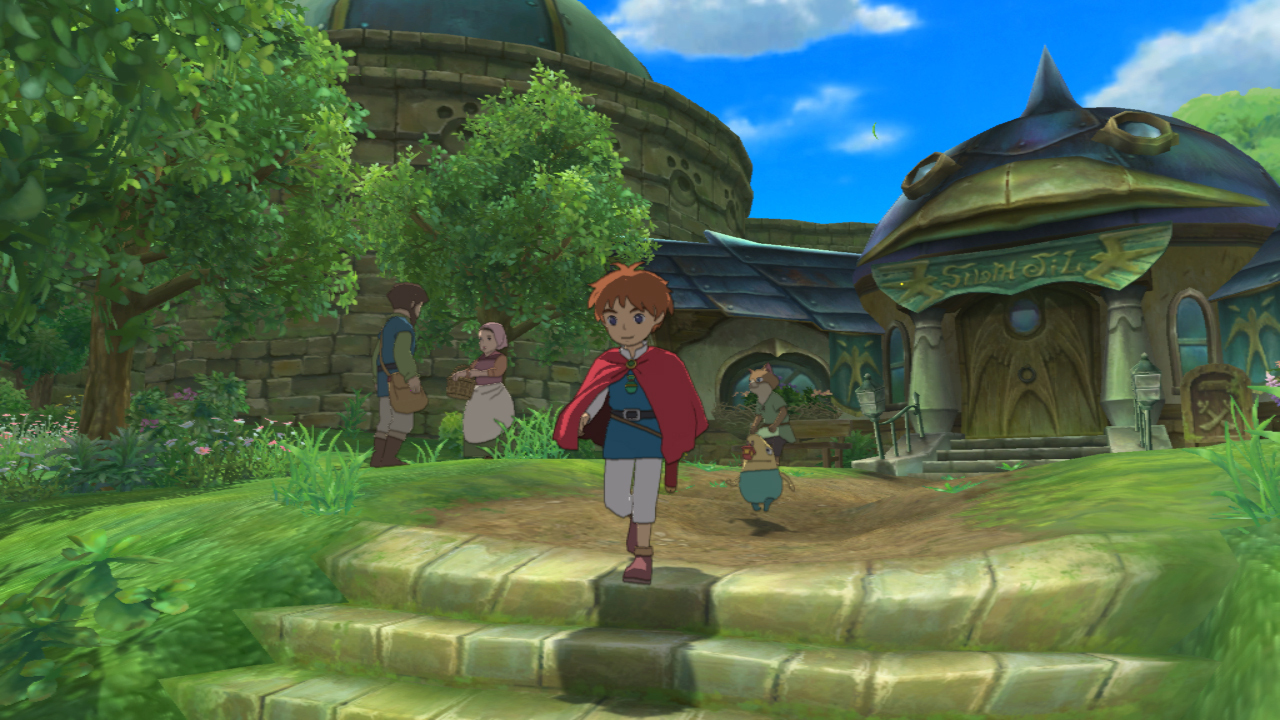 Images Ni no Kuni : La Vengeance de la Sorci�re C�leste PlayStation 3 - 426