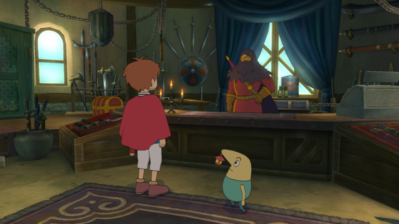 Images Ni no Kuni : La Vengeance de la Sorci�re C�leste PlayStation 3 - 429