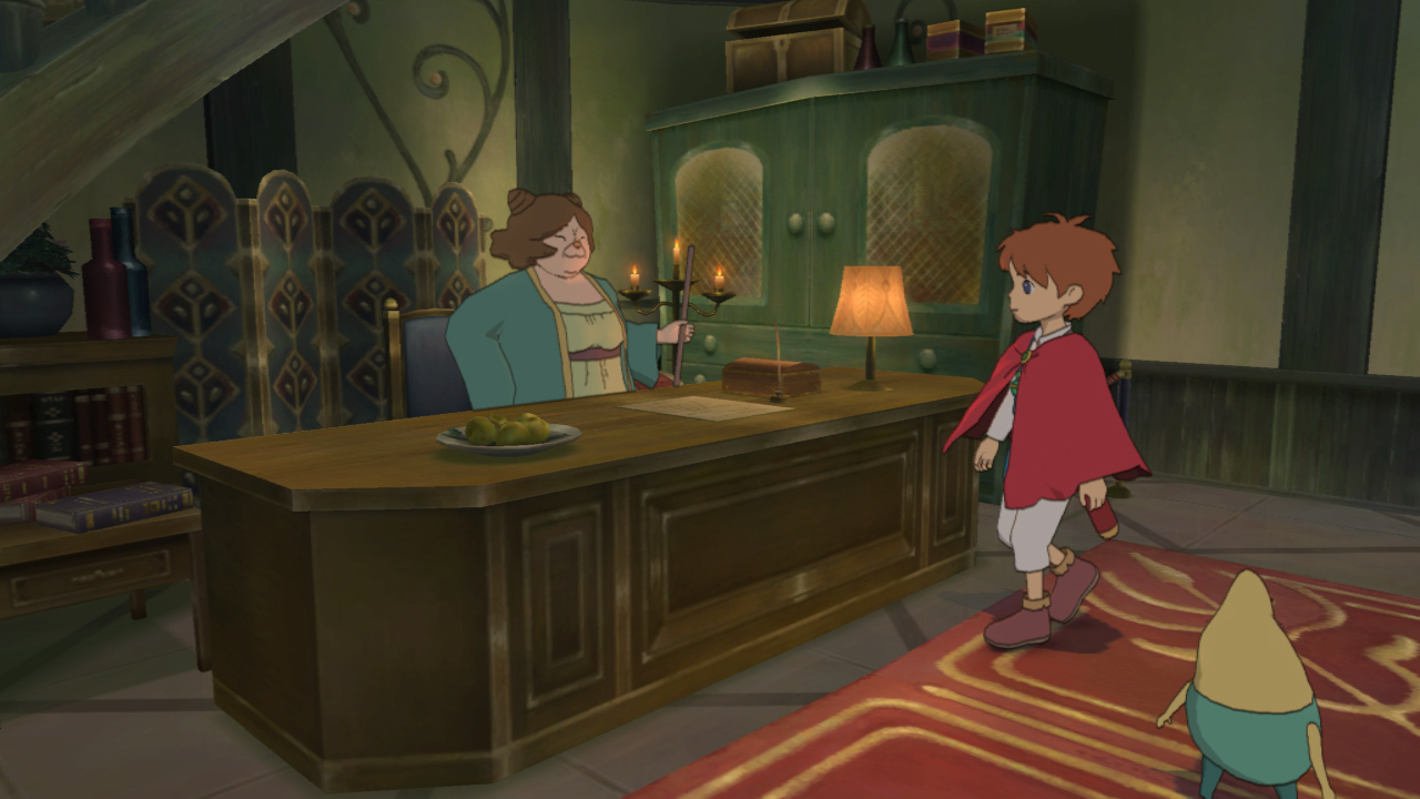 Images Ni no Kuni : La Vengeance de la Sorci�re C�leste PlayStation 3 - 431