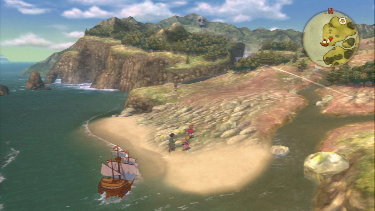 Images Ni no Kuni : La Vengeance de la Sorci�re C�leste PlayStation 3 - 455