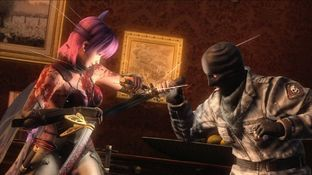 Test Ninja Gaiden 3 : Razor's Edge PlayStation 3 - Screenshot 21
