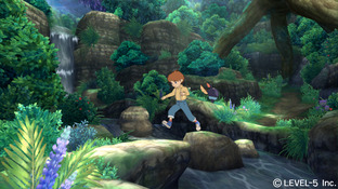 Aperçu Ninokuni : Queen of the Holy White Ash - TGS 2010 PlayStation 3 - Screenshot 19