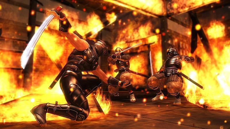 [PS3] Ninja Gaiden Sigma Nisip3025