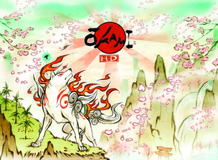 Okami HD : Le comparatif PS3 / PS2