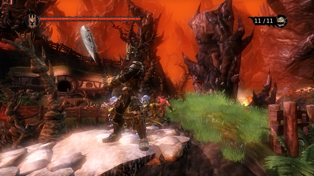 Overlord : Raising Hell