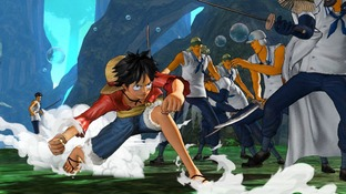 Images One Piece : Pirate Warriors PlayStation 3 - 3