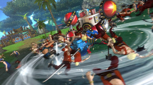 Aperçu One Piece : Pirate Warriors 2 PlayStation 3 - Screenshot 57
