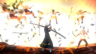 One Piece : Pirate Warriors 2 s'illustre