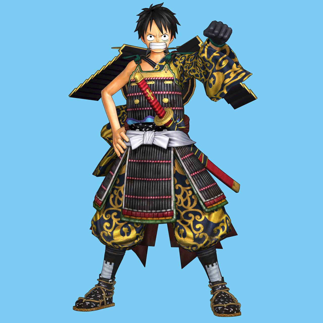 Marco Pirate Warriors 3: One Piece Pirate Warriors [Sortie Prévu Pour Le 21/09/2012]