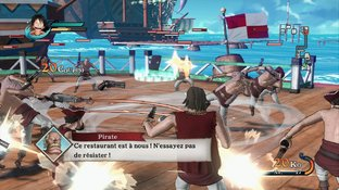 Test One Piece : Pirate Warriors PlayStation 3 - Screenshot 321