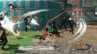 Test One Piece : Pirate Warriors PlayStation 3 - Screenshot 325