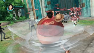 Test One Piece : Pirate Warriors PlayStation 3 - Screenshot 335