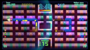 Test Pac-Man Champion's Edition DX PlayStation 3 - Screenshot 76