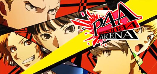 Persona 4 : Arena