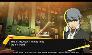 Test Persona 4 Arena PlayStation 3 - Screenshot 304