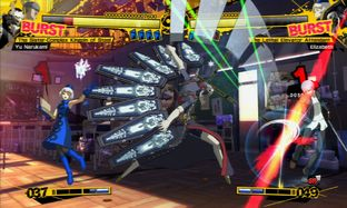 Test Persona 4 Arena PlayStation 3 - Screenshot 305
