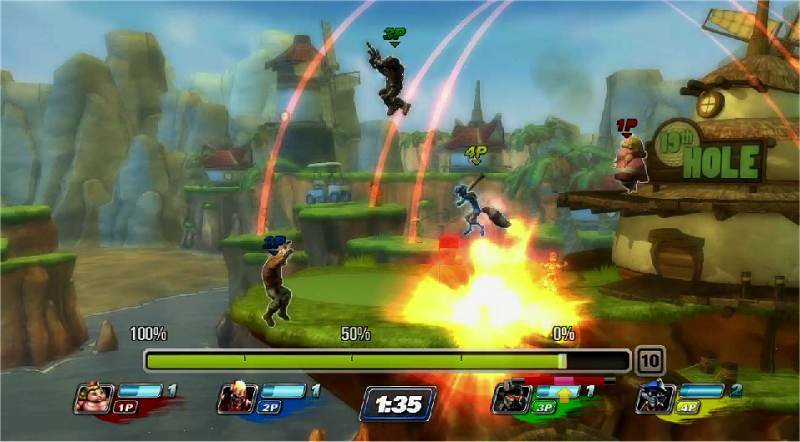 Images PlayStation All-Stars Battle Royale PlayStation 3 - 12