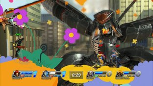 Test PlayStation All-Stars Battle Royale PlayStation 3 - Screenshot 64
