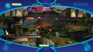 Test PlayStation All-Stars Battle Royale PlayStation 3 - Screenshot 65