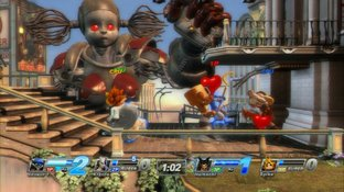 Test PlayStation All-Stars Battle Royale PlayStation 3 - Screenshot 66