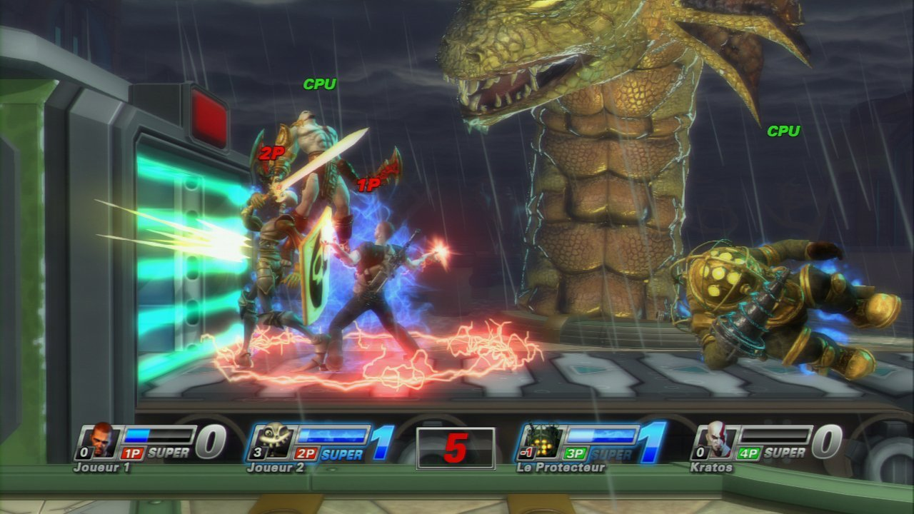 Images PlayStation All-Stars Battle Royale PlayStation 3 - 72
