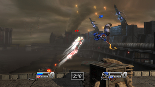 Images de Kat et Emmett dans PlayStation All-Stars Battle Royale