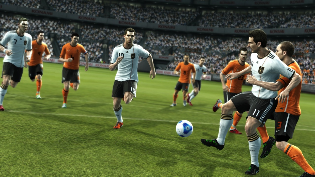 jeuxvideo.com Pro Evolution Soccer 2012 - PlayStation 3 Image 12 sur