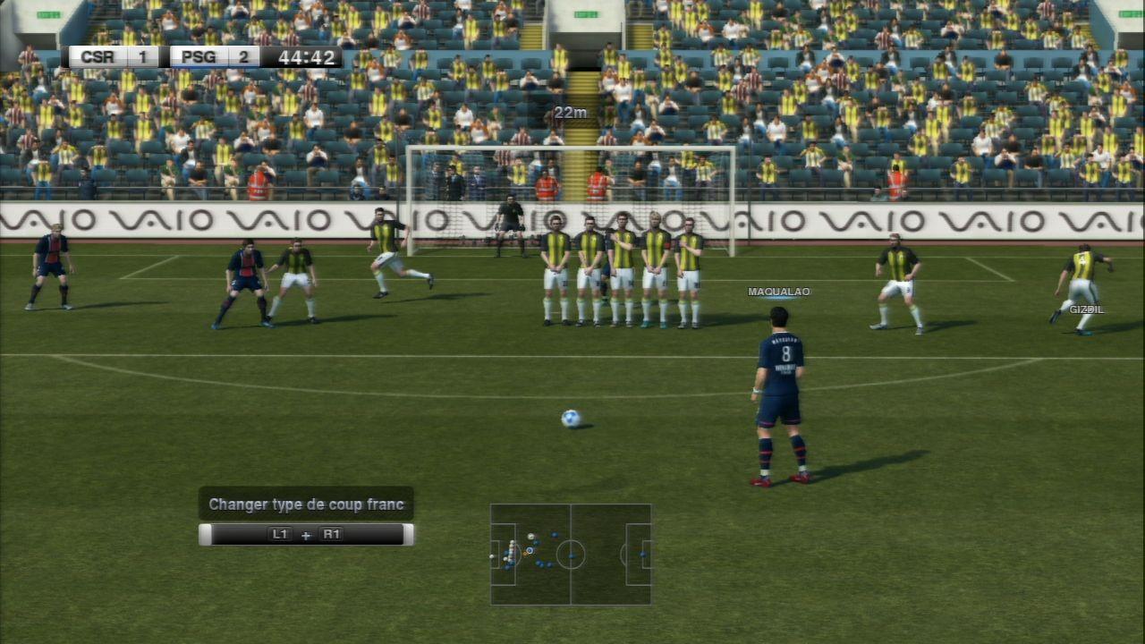 jeuxvideo.com Pro Evolution Soccer 2012 - PlayStation 3 Image 104 sur