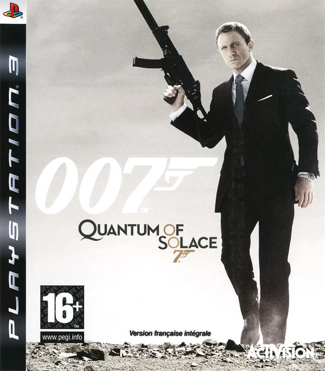 New 007 Game For Ps3 : Quantum of solace sur playstation jeuxvideo