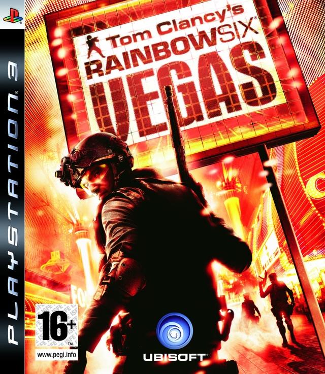 Rainbow Six Vegas Sur PlayStation 3