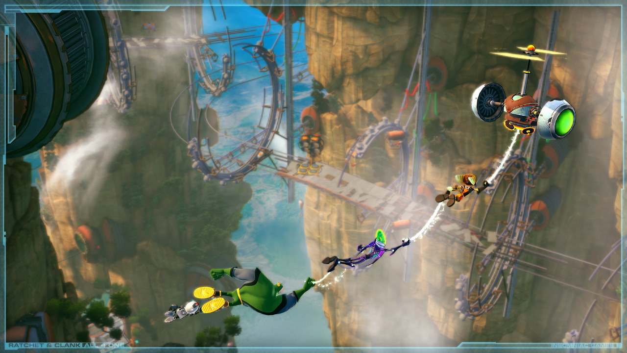 jeuxvideo.com Ratchet & Clank : All 4 One - PlayStation 3 Image 6 sur
