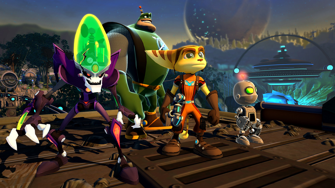jeuxvideo.com Ratchet & Clank : All 4 One - PlayStation 3 Image 27 sur