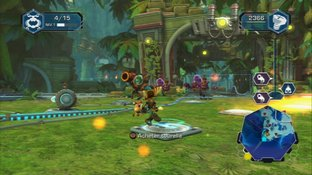 Test Ratchet & Clank : QForce PlayStation 3 - Screenshot 22