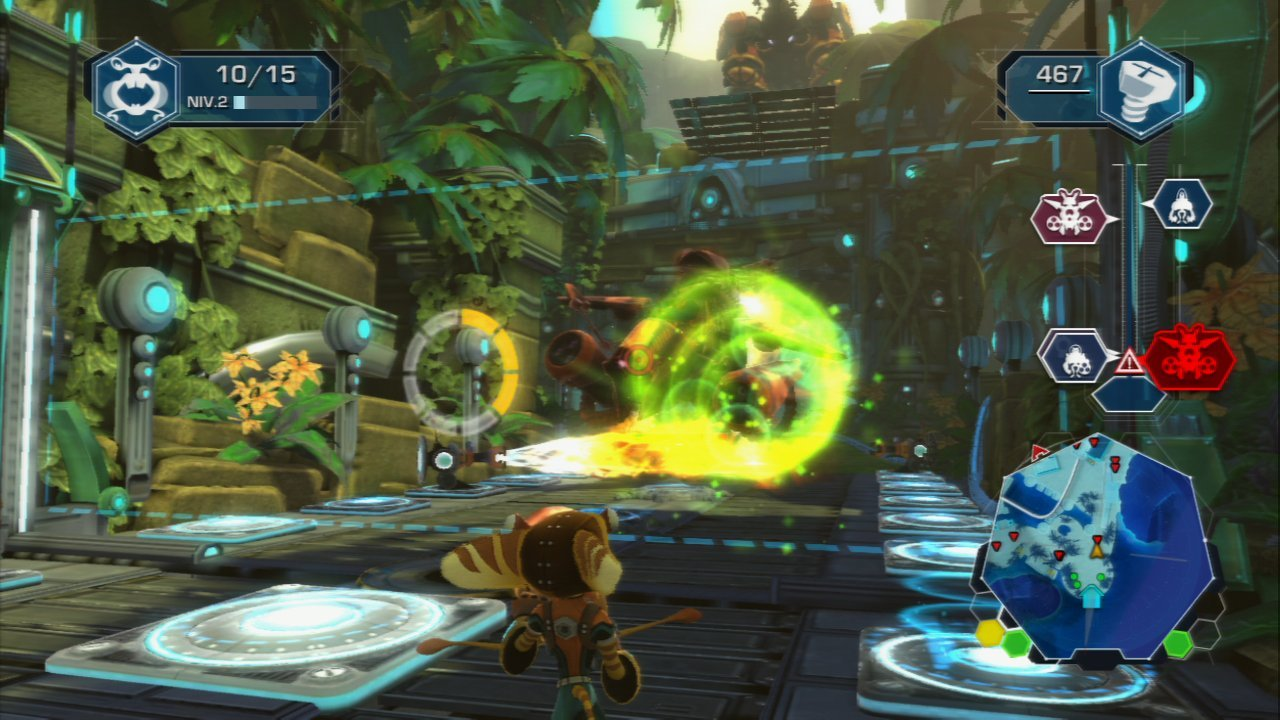 Images Ratchet & Clank : QForce PlayStation 3 - 25