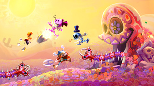 Aperçu Rayman Legends PlayStation 3 - Screenshot 40