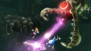 Aperçu Rayman Legends PlayStation 3 - Screenshot 43