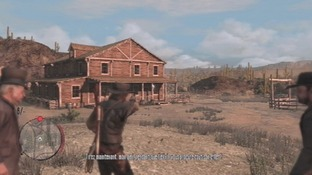 Red Dead Redemption PS3 - Screenshot 1007