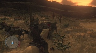 Red Dead Redemption PS3 - Screenshot 1020