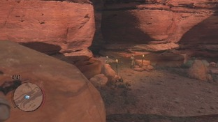 Red Dead Redemption PS3 - Screenshot 1021