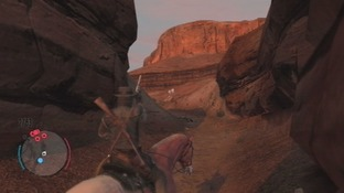 Red Dead Redemption PS3 - Screenshot 1022