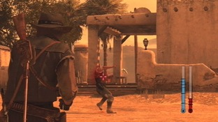 Red Dead Redemption PS3 - Screenshot 1023